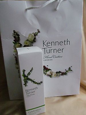 Kenneth Turner Softening Hand Lotion with Floral Oils 300ml Celebration NEW+Bag