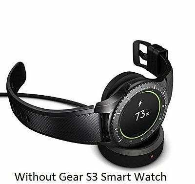 OEM Samsung Qi Wireless Charging Dock Cradle For Gear S3 Classic Frontier SMR760