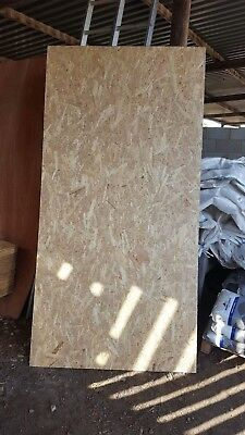 8mm OSB board - Stable, garage, shed, warehouse partitioning/lining