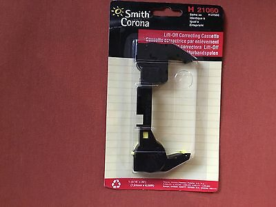 Smith Corona Lift-Off Correcting Cassette H Series ~ H 21060 ~Same as H 21560