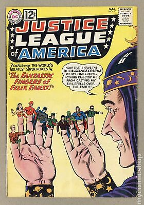 Justice League of America (1960 1st Series) #10 GD/VG 3.0