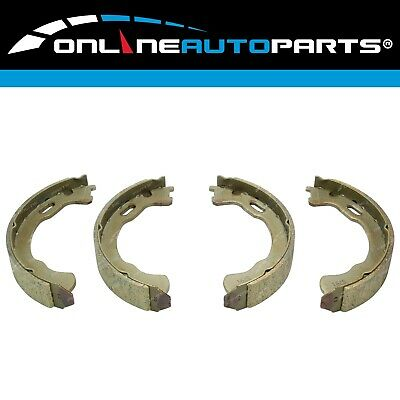 Hand Park Brake Shoes Set Ford Explorer UT UX UZ 10/2001-10 Parkbrake Handbrake