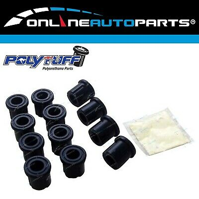 Rear Spring Bush Kit suits Toyota Shackle Hilux 2wd 88~04 LN85 LN86 RN85 YN85