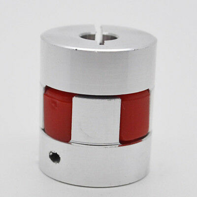 1/2PCS New 3/4/5MM CNC Flexible Plum Coupling Shaft Coupler Connect D14 L22