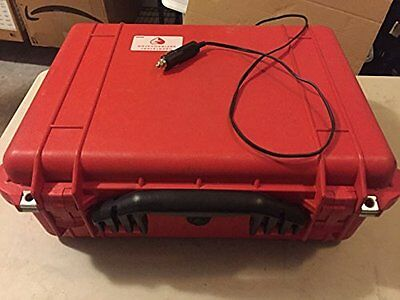 PHILIPS TEMPERATURE CONTROLLED HARD AED Environmental Carrying Case 989803133171