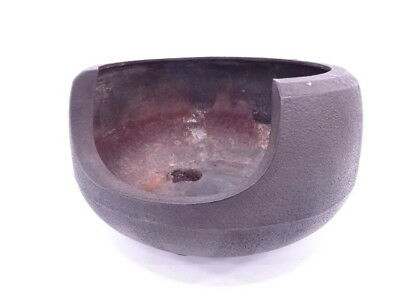 3133141: Japanese Tea Ceremony / Furo Brazier Faceting