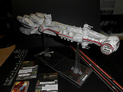 Star Wars X-Wing Miniatures Game - Tantive IV Expansion Pack. [Epic Ship]