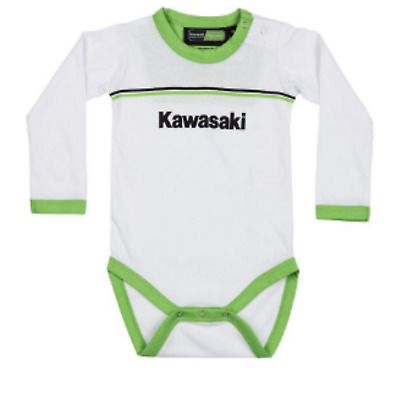 Kawasaki Sport Romper Baby Grow All-in-one Suit Motorcycle Bike Present Gift