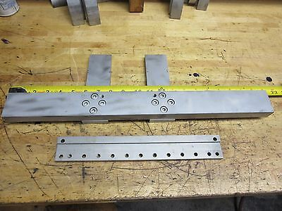 Wire Edm Used Rails