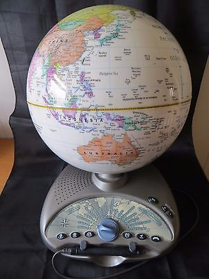 Leap Frog Odyssey Iii ( 3 ) Interactive Talking World Globe Eureka Challenge