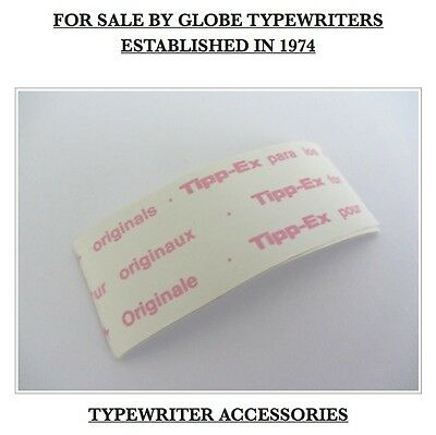 10 Sheets Of Unused Original Style *tipp-Ex* Correction Paper