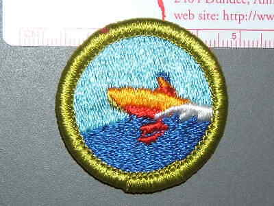 Boy Scout Merit Badge Motorboating circa /'76-/'02 3020M