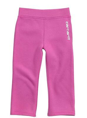 Carhartt Toddler Sweatpants Light pink size 2T