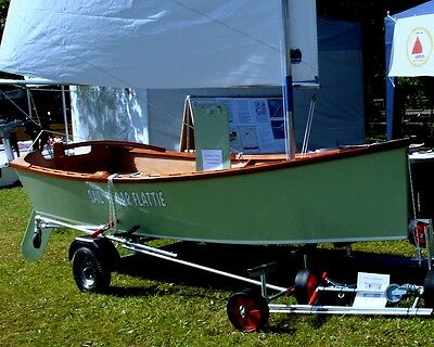Sailing Dinghy/Skiff Plans and Builders Manual  £10 OFF