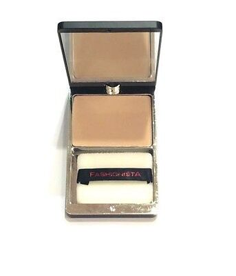 MUA Professional Make Up-Fashionista Catwalk 360 Compact Pressed Powder - taupe