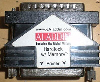 Aladdin HardLock Parallel Port Dongle w/ Memory