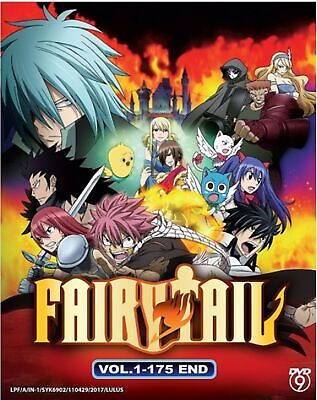 FAIRY TAIL ANIME Complete Series - $120 00 | PicClick