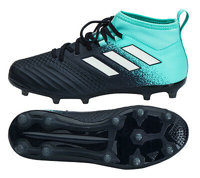 29b0ac918f5 Adidas ACE 17.1 FG Junior (S77040) Soccer Cleats Football Boots KIDS Shoes