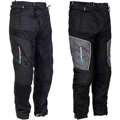 Spada Air Pro II 2 Textile Summer Vented Motorcycle Bike Motorbike Trousers