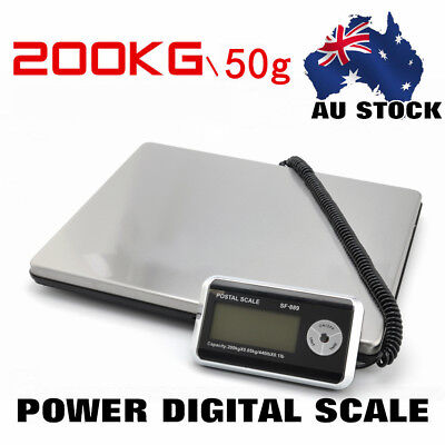 Digital Electri LCD Backlight Shipping Scale Postal Scale 100KG 120KG 150KG 200K