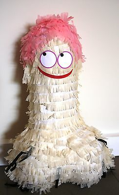 Willie Hens Night Bachelorette Party Pinata Pinyata Game