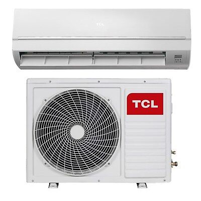 TCL 12000 BTU Wall Mounted Split Air Conditioner A++/A+  with Heat P TCL-12WMINV