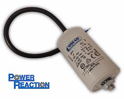 COMAR MKA 450 motor run / running capacitor