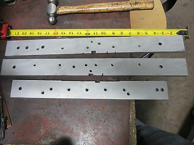 Used Rails For Wire Edm