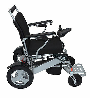 "Electric Wheelchair Mobility Folding 12"" Travel Lite EZ Cruiser Pick up only"