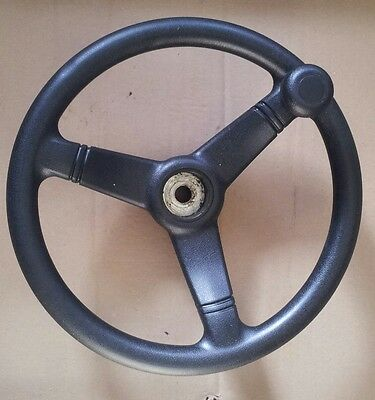 "14"" Steering Wheel for Benford Terex Thwaites Winget Dumper Handler Forklift etc"