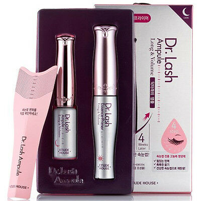 [ETUDE HOSUE] Dr.Lash Ampule 6ml long & volume ample eyelash care serum korea
