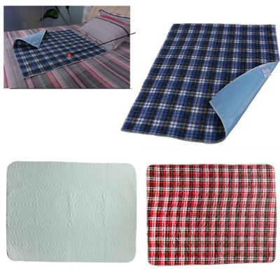 New Washable Bed Pad Toilet Training Bedwetting Incontinence Sheet Protector