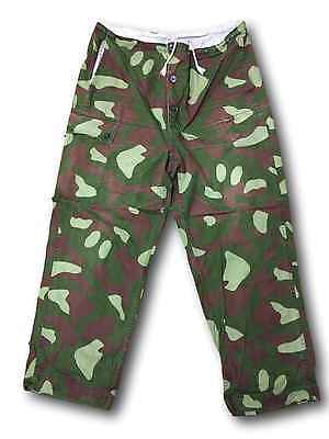 Finish army surplus reversible woodland / snow m62 field Trouser