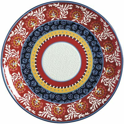 Maxwell & Williams Boho Round Platter Boxed Gift 36.5cm