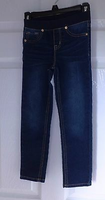 CAT & JACK Girls Blue Denim Jeggings Jeans Size 5T