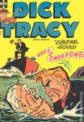 Dick Tracy Monthly (1948-1961) #68 VG- 3.5 LOW GRADE