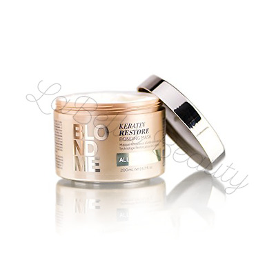 Schwarzkopf BlondMe Keratin Restore Bonding Mask ALL BLONDES 16.9 oz - 500 mL