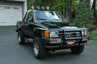 1986 Toyota Other 4X4 Pickup A Unicorn? 1986 Toyota 4X4 Turbo Pickup! Barn Find Classic Rare Exotic Collector