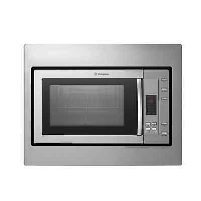 Westinghouse Builtin Stainless Steel 28 Litre Microwave - WMS281SB Cat C