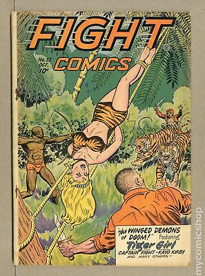 Fight Comics (1940) #52 GD/VG 3.0