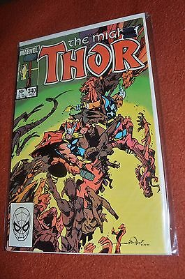 THE MIGHTY THOR #340 (FEB 1984) Marvel