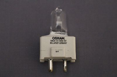 OSRAM BELLAPHOT FDT A1/261 12V 100W GY9.5 Projector Lamp (64628)