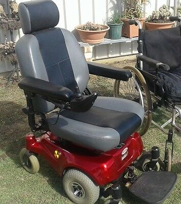 Power Chair..Only.