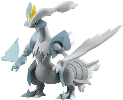 [FROM JAPAN]Pokemon MHP-02 Moncolle hyper size series White Kyurem Takara Tomy