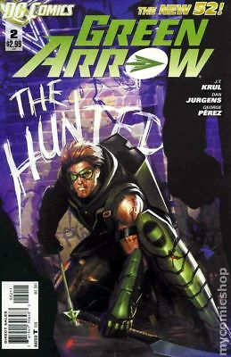 Green Arrow (2011 4th Series) #2 FN
