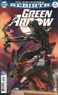 Green Arrow (2016 5th Series) #6B NM