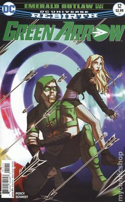 Green Arrow (2016 5th Series) #12A NM
