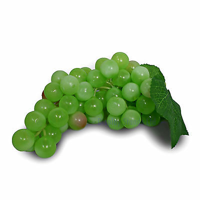 Artificial Bunch Of Grapes Realistic Fake Fruit Retail Display Prop (FF5)