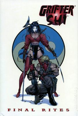 Grifter/Shi Final Rites HC (1996 Image) Signed Edition #1D-1ST VF