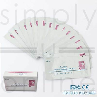 ULTRA EARLY 10mIU HOME PERSONALITÀ HCG URINE KIT TEST TEST STRIPS STRIP